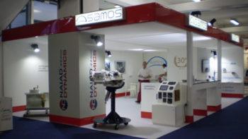 Stand Samos – Fiera Salone Nautico