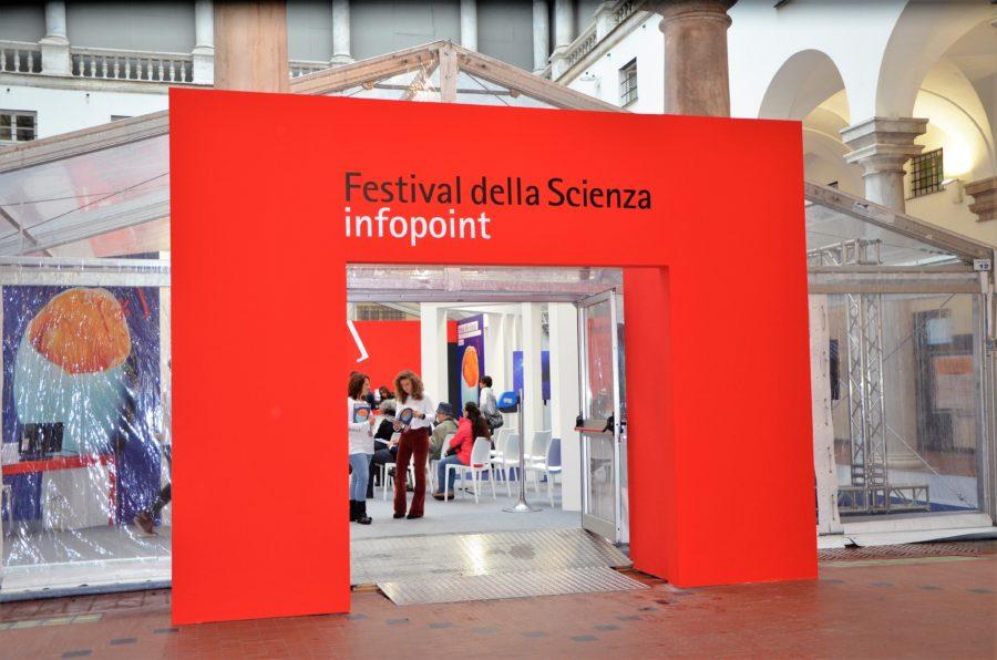 Stand Festival della Scienza