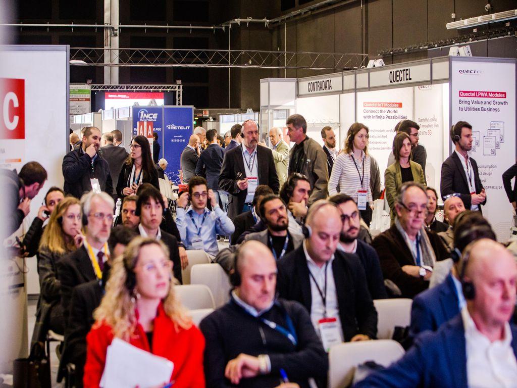 IOTHINGS Milan 2020 - i convegni