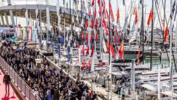 Salone Nautico Genova 2020 vista esterno