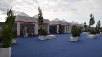 Stand Power Village - Salone Nautico 2020 generale
