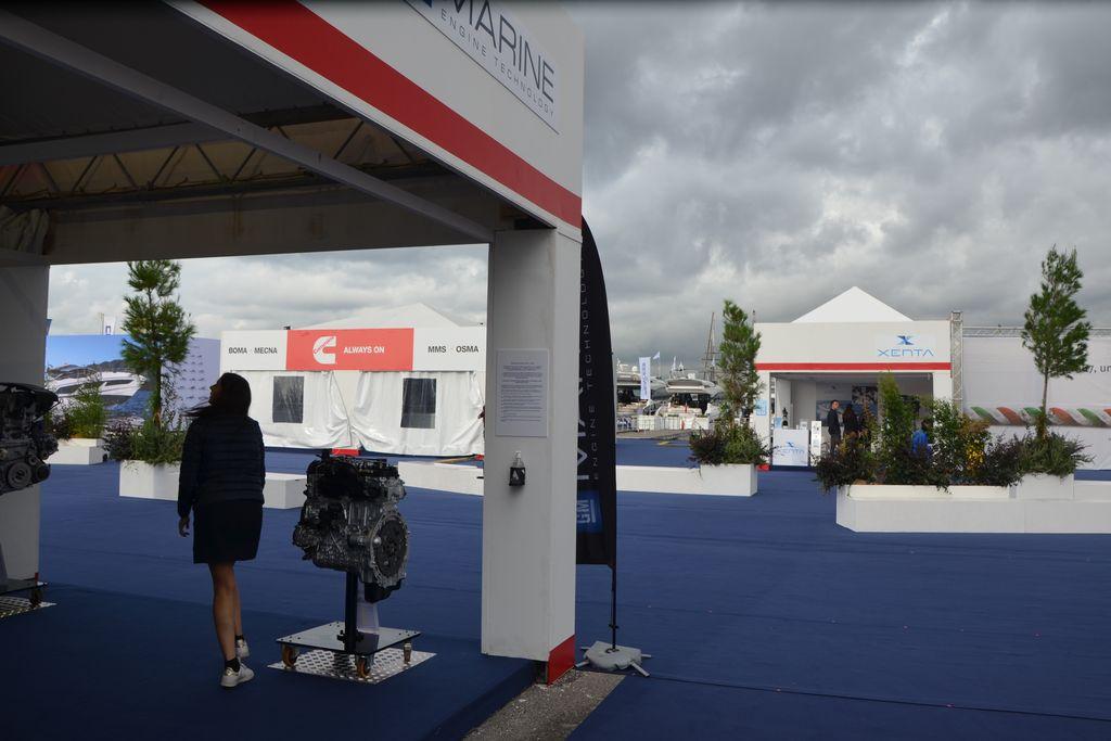 Stand Power Village - Salone Nautico 2020 vista 4