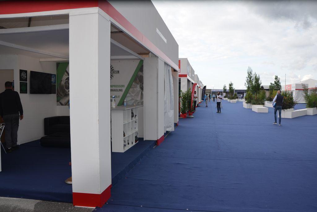 Stand Power Village - Salone Nautico 2020 vista 8